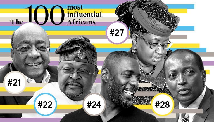 The 100 most influential Africans (21-30) | The Africa Report.com