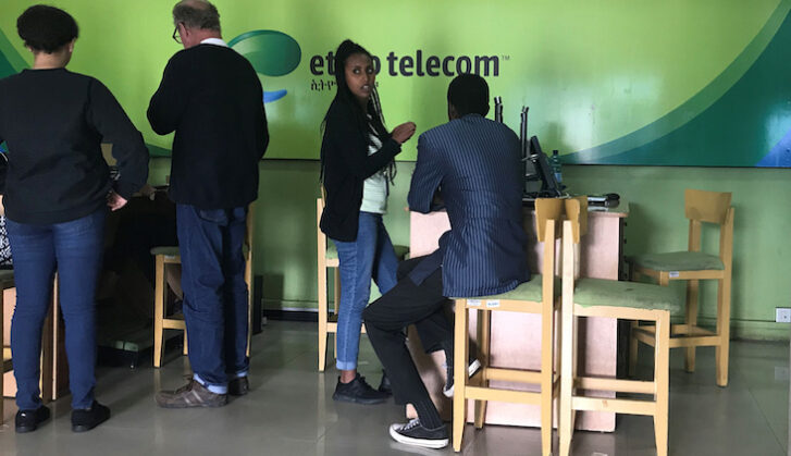 Ethiopia's liberalised telecom sector offers opportunity, with