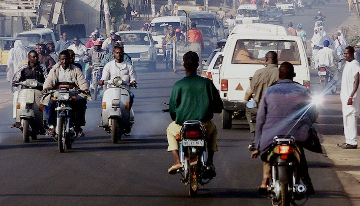 African cities grapple with two-wheeled transport conundrum | The Africa Report.com
