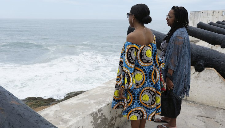 Diaspora tourists heed the call of Ghana's 'Year of Return' | The Africa Report.com