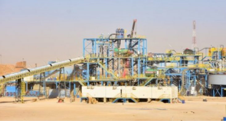 Managem, the mining subsidiary, relies on three exploration blocks in Sudan.