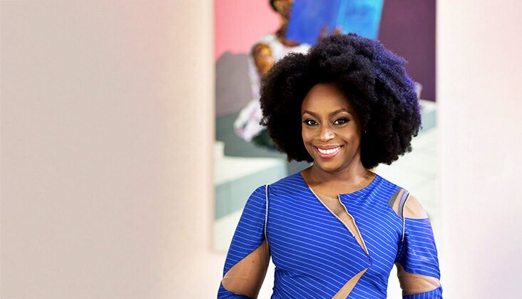 Chimamanda Ngozi Adichie talks colonialism, politics and pop culture