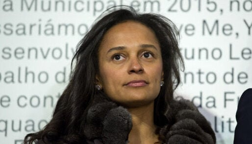 Angola President's Daughter