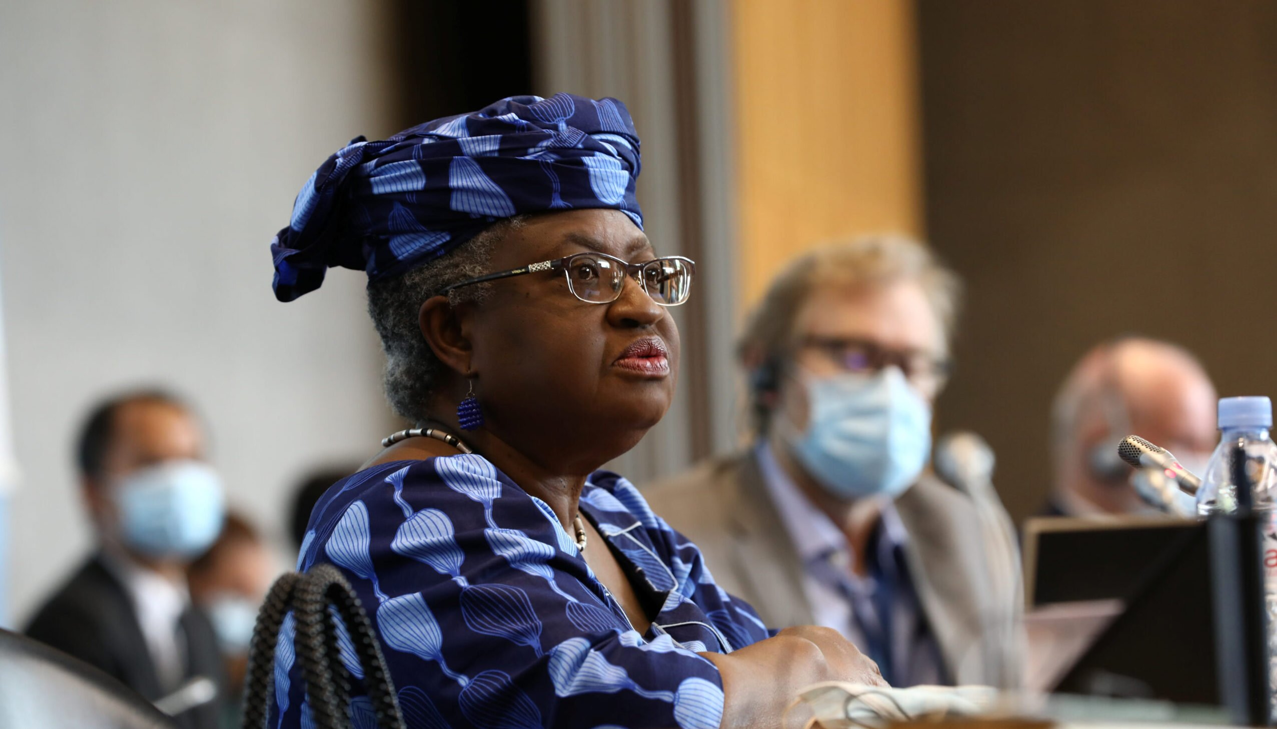 US holds up Ngozi Okonjo-Iweala appointment as WTO Director-General