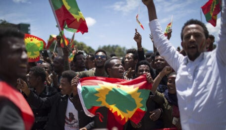 Ethiopia Alleged Abuses