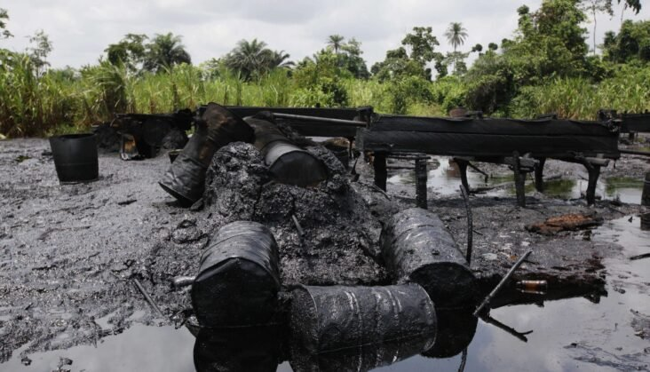Nigeria Oil Thefts