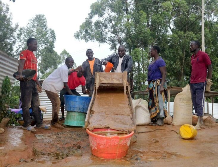 Artisanal gold miners finally have government support