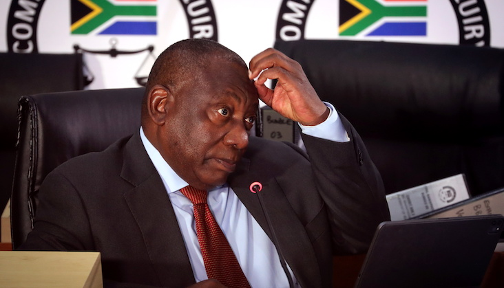 South Africa: Zuma's early release from prison sparks doubts about Ramaphosa